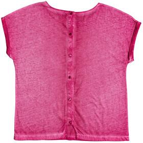Roxy Summertime Happiness T-shirt Dames, cerise